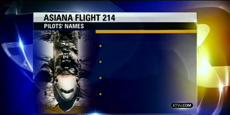 KTVU has placed a gag order on employees over the Asiana pilots gaffe. (Photo: KTVU, edited by The Desk)