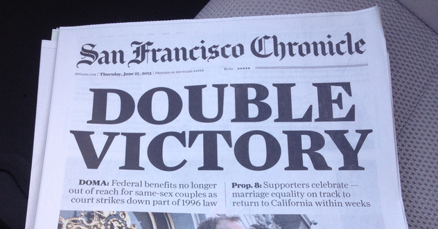 """San Francisco Chronicle rejects Boston Globe's """"free press"""" editorial campaign"""