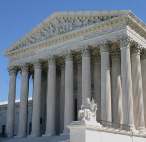 The Supreme Court of the United States. (Flickr: dbking)