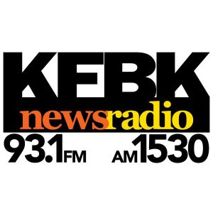 KFBK's new logo bearing the FM frequency change. (Photo: KFBK/Facebook)
