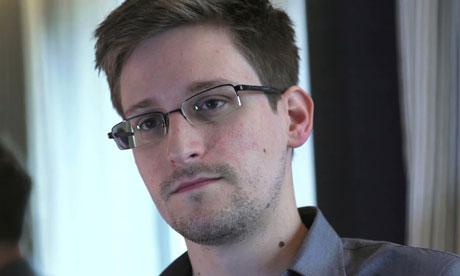 Edward Snowden. (Handout photo)