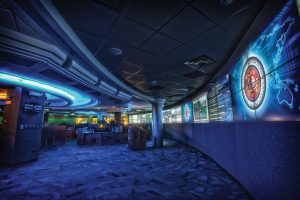 The National Security Operations Center of the NSA. (Photo: Wikimedia Commons)