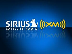 The pre-merger logo for SiriusXM Satellite Radio.