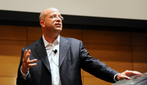 CNN Worldwide president Jeff Zucker. (Photo: The Wharton School)
