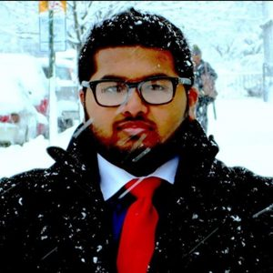 Mohammad Islam, in a photo published on the social resume website LinkedIn. [Photo: Mohammad Islam]
