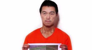 japanese islamic state hostage goto