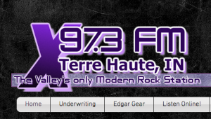 A screen capture of WXXR-FM's website. (Photo: Handout)