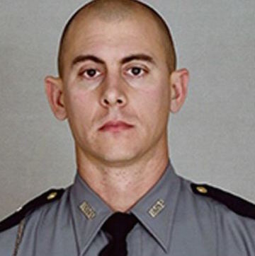 Kentucky State Police trooper Joseph Ponder, 31, in a photo released by the agency on Monday. (Photo: Kentucky State Police/handout)
