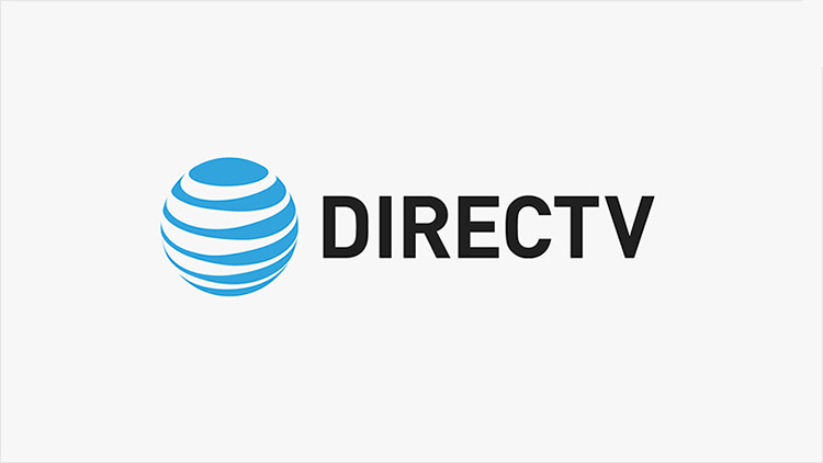The new logo for DirecTV, now owned by AT&T. (Photo: Supplied)