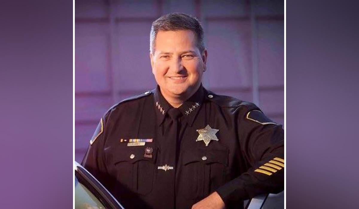 Sacramento County Sheriff Scott Jones (Photo: Facebook)
