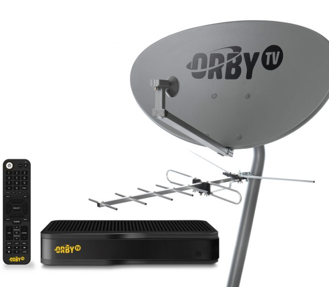 Orby TV sees rapid growth since offering $40-a-month satellite TV service