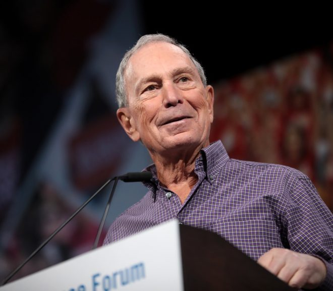 After TV and mailers, Bloomberg campaign spending big on radio ads