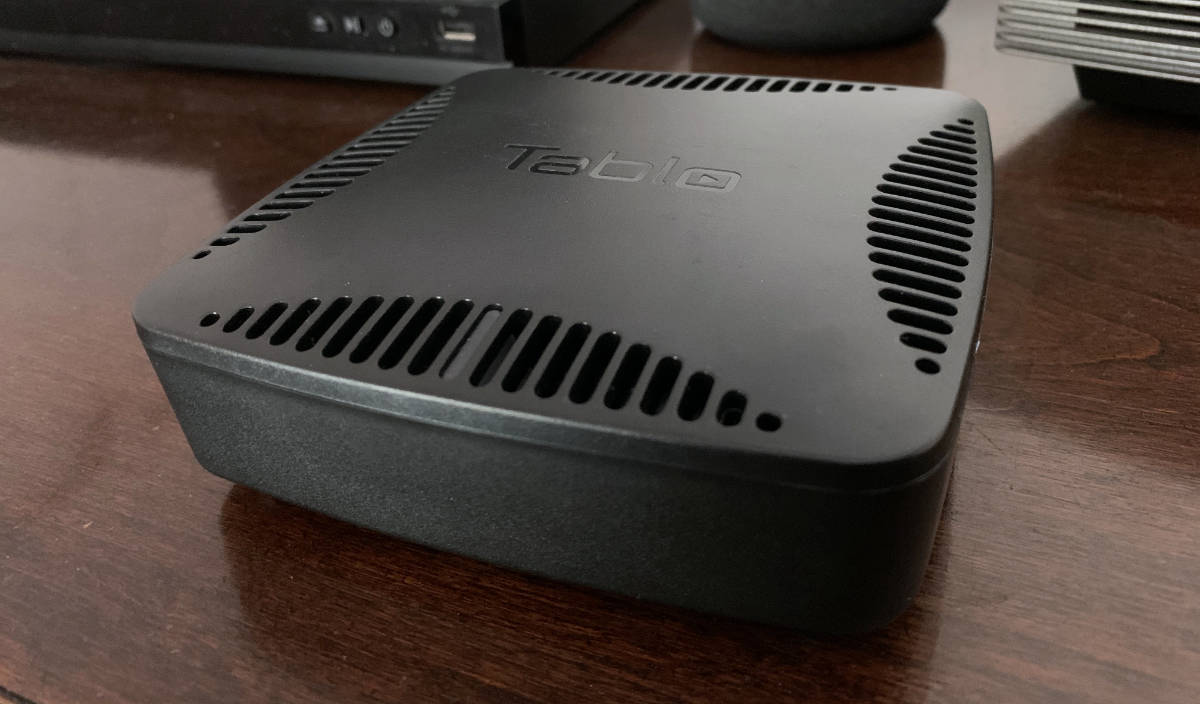 Tablo A Whole Home Dvr That Liberates Free Broadcast Tv The Desk