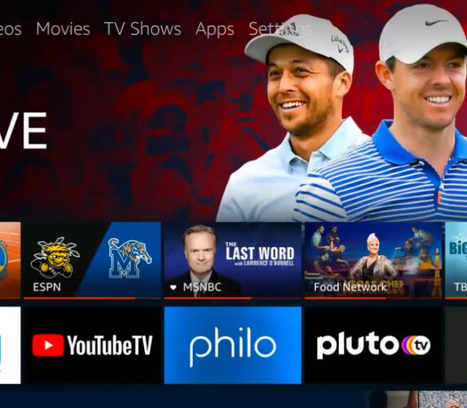 Amazon adds YouTube TV, Sling to live TV section