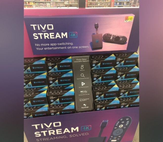 Cable companies partner with TiVo to distribute streaming Android dongle