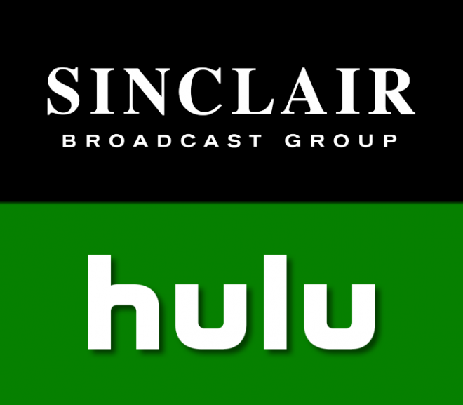 Sinclair warns some CBS locals could be dropped from Hulu