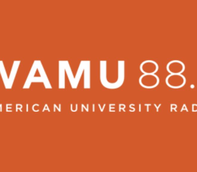 WAMU pushes live captions for radio broadcasts
