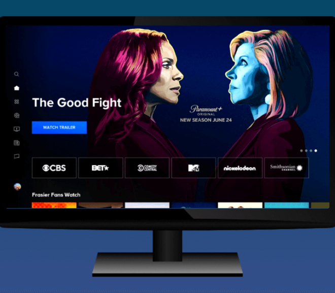 Stream 1,000 new movies on Paramount Plus free for one month